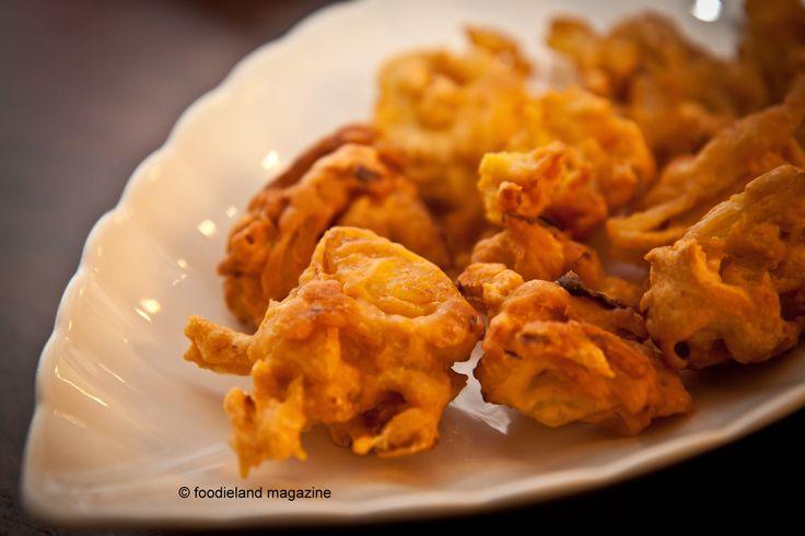 Pakora - Vegetable Fritters