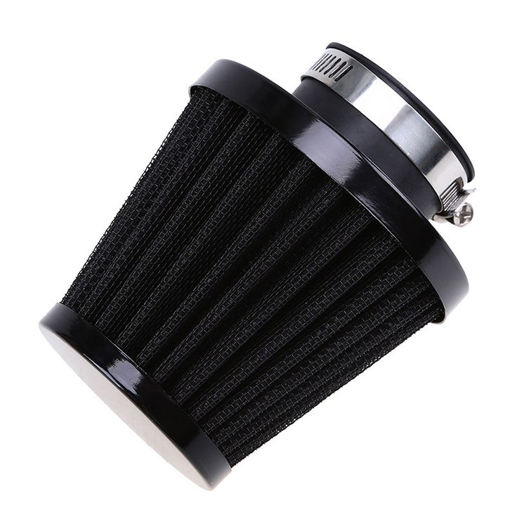 35mm/39/mm/48mm/54mm/60mm Universal Motorcycle Air Filter Cleaner Motocross Air Pods ATV Quad Dirt Pit Bike for Honda Suzuki KTM