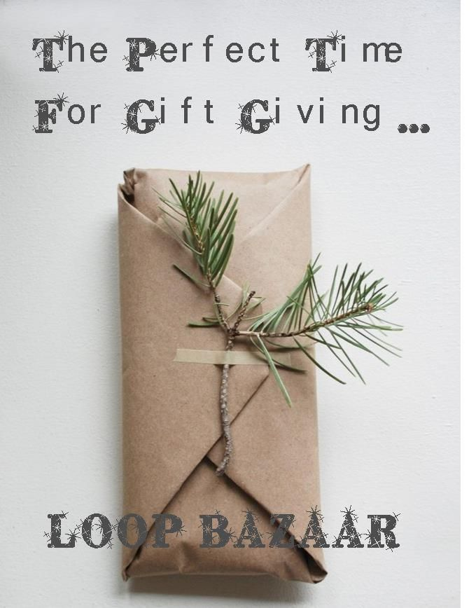 Loop Bazaar Christmas Time
