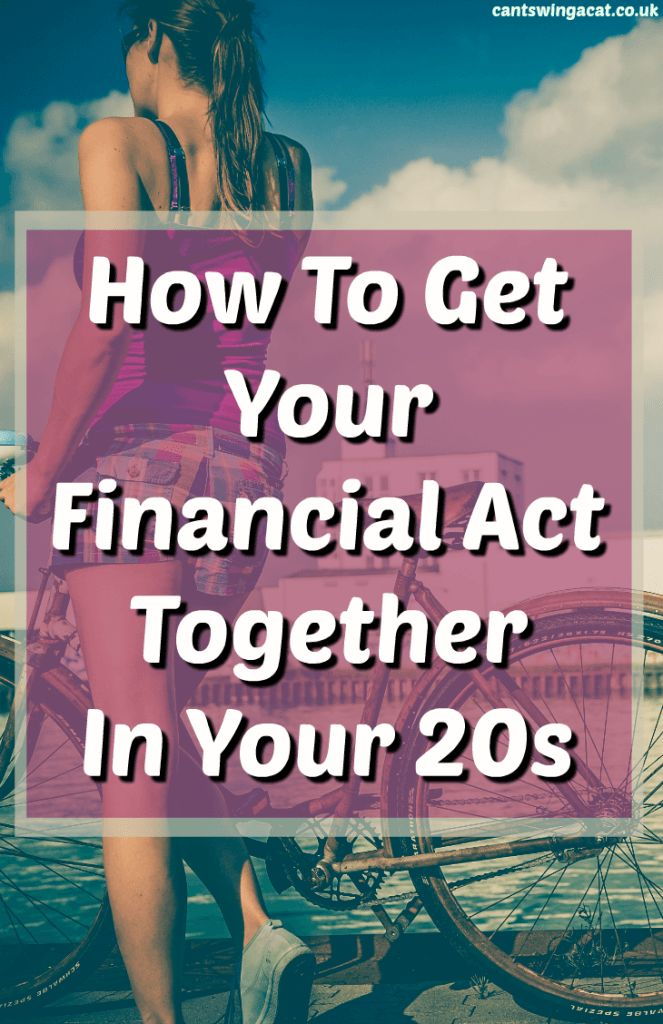 Want to improve your finances in your twenties? No problem! Here are just a few ways you can make yourself richer, wiser and ready for anything life throws at you