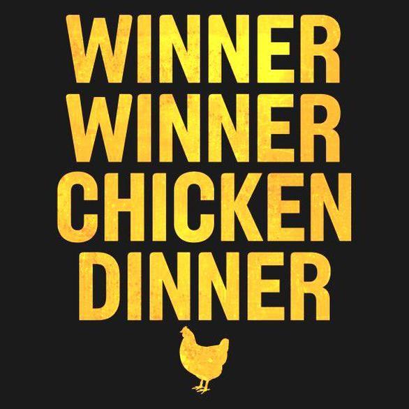 Chicken Dinner Png Pubg