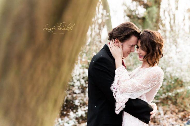 Winter Wedding Moggerhanger Park » Sarah Brookes Photography