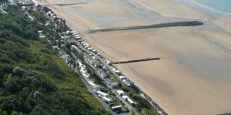 Normandie - Camping de la Plage Houlgate