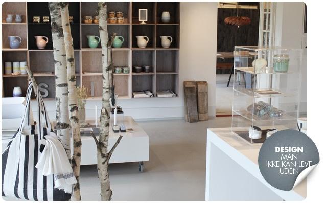 Shop in Sønderho, Fanø