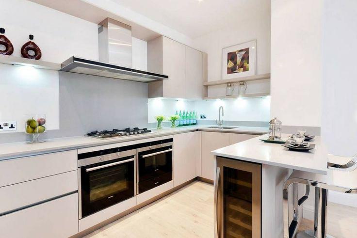 Kitchen basement flat London W2 #cutlerandbond #basementflat #gardenflat #londonproperty