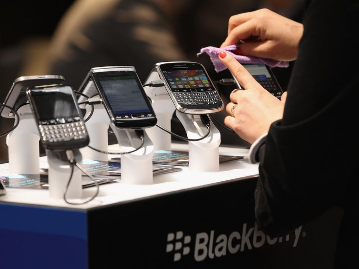 Blackberry to ditch Classic keyboard smartphone - The Independent