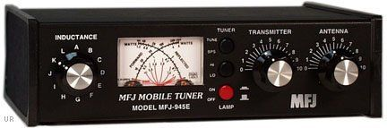 Hf Antenna Tuner For Amateur Radio Tranceivers - 300W 1.8-60Mhz - Mfj-945E, 2015 Amazon Top Rated CB Radios & Scanners #CE