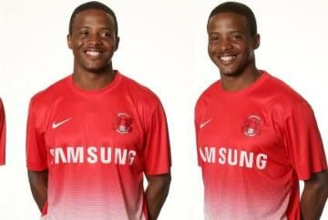 Leyton Orient 2013/14 Nike Home and Away Kits