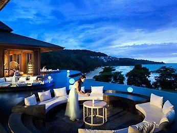 Hotel in PHUKET - Book your hotel Pullman Phuket Arcadia Naithon Beach
