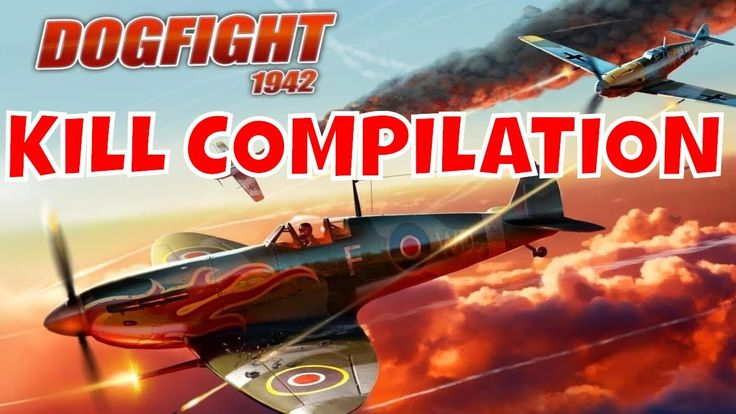 Shooting some planes Dogfight 1942 kill compilation music video
