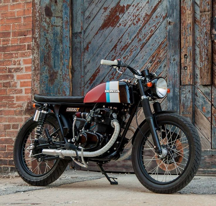 On BikeBound.com: Honda CB200T by @slipstreamcreations -- father/son build! http://ift.tt/2rQHkVn :: #hondacb #cb200 #cb200t #caferacer #caferacers #bratcafe #cafebrat