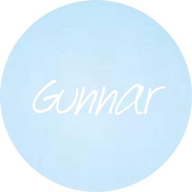 Gunnar - Strong Sounding Country Boy Name