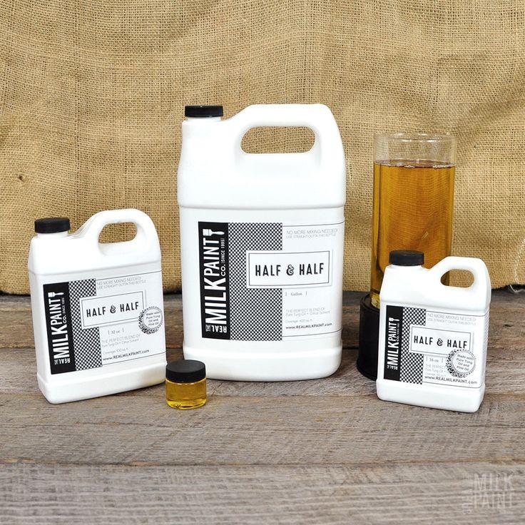 Half Tung Oil & Half Citrus Solvent - Food Safe
