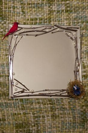 Decorate Your Own Locker Mirror! Activity