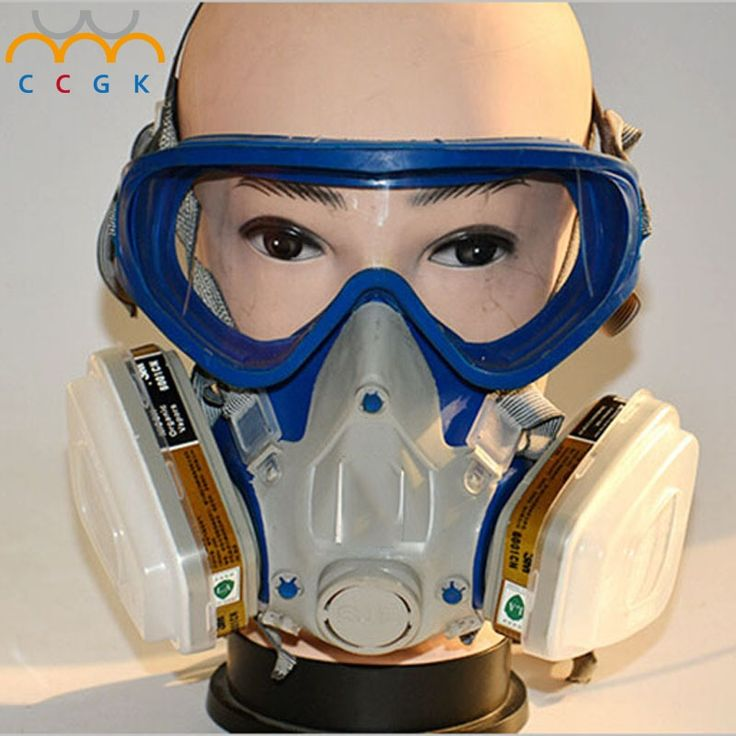 28.88$  Buy now - http://ali4s6.shopchina.info/go.php?t=32776640918 - Gas Mask With Glasses Full face Protective Mask Abti-Dust Paint Chemical Masks Activated Carbon Fire Escape Breathing Apparatus 28.88$ #buyonline