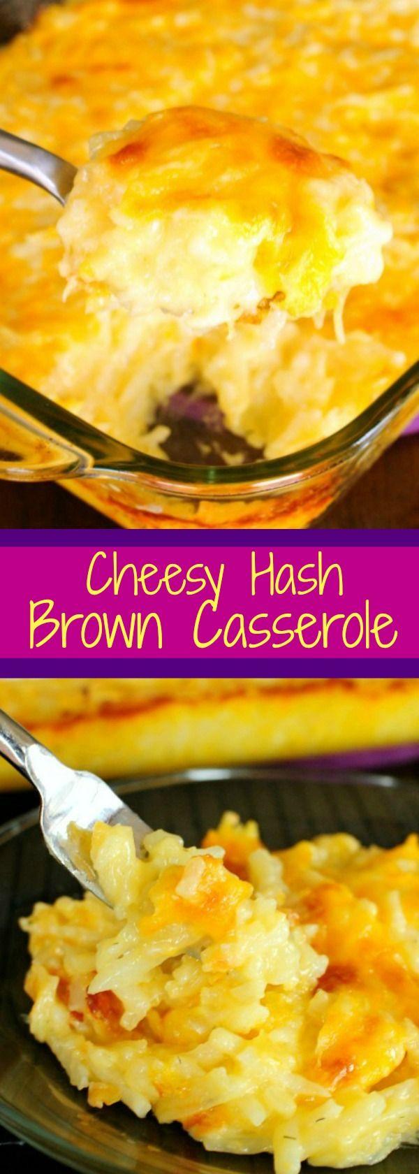 Cheesy Hash Brown Casserole                                                                                                                                                                                 More