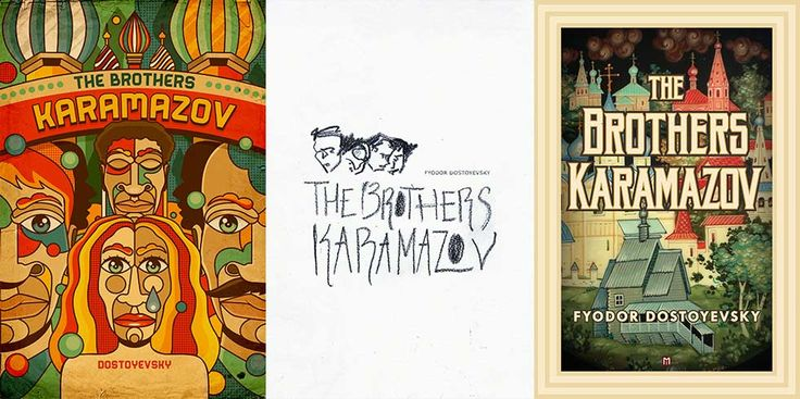 Which cover of The Brothers Karamazov would you like to see in @nypl's e-reader application? http://on.nypl.org/1S51HpZ