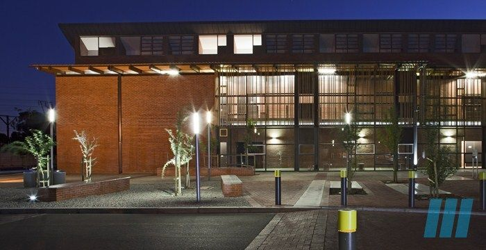 FutureSpaces - UNISA Innovating an Institution