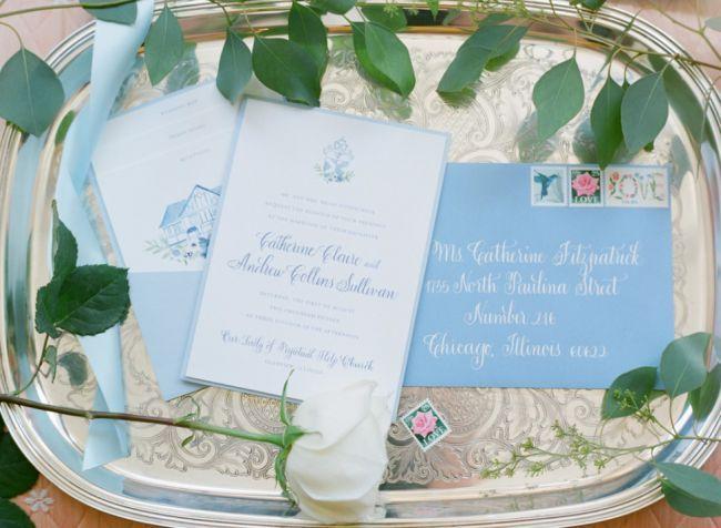37 tipos de invitaciones de boda. ¡Toma nota e invita con estilo! Image: 31