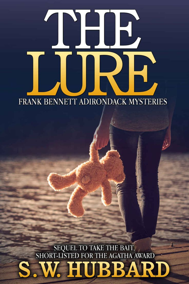 Amazon: The Lure: A Small Town Murder Mystery (frank Bennett Adirondack
