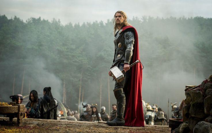 Thor 2 The Dark World Wallpaper
