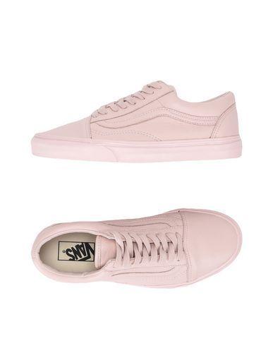 0699f9e68d VANS Women s Low-tops   sneakers Light pink 8 US
