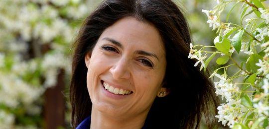 Virginia Raggi Rome op weg naar burgemeester van