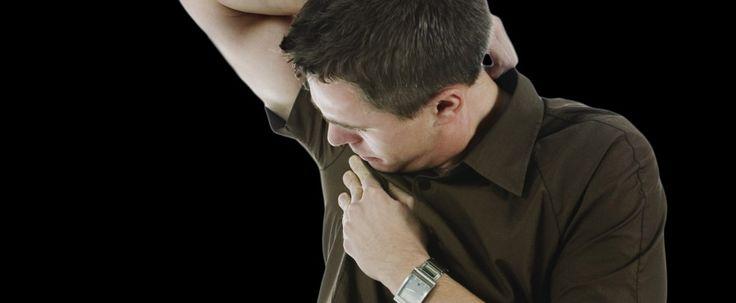 Zo krijg je die vervelende zweetgeur uit jouw kleding