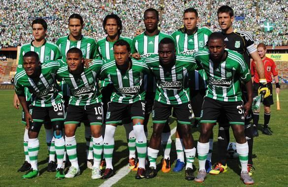 Atlético Nacional: El encanto 'cafetero' de la Libertadores: http://www.elenganche.es/2012/04/atletico-nacional-el-encanto-cafetero-de-la-libertadores.html