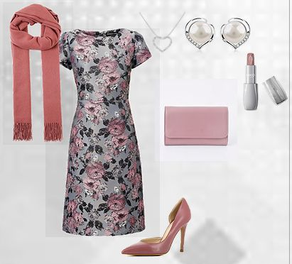 Be my Valentine  Outfit für Valentinstag