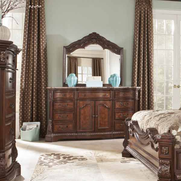 Lenoir dressing table with