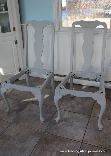 My client, Colleen, called me looking for a little Annie Sloan Chalk Paint help. She had some beautiful Queen Anne dining chairs, but she felt they were a little too dark for her taste now. She wanted to add some grey to her dining room while keeping her current dark cherry dining table. Queen Anne...Read More »