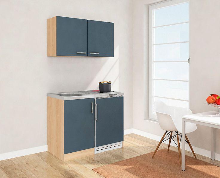 Die besten 25+ Miniküche mit kühlschrank Ideen auf Pinterest - kompaktes minikueche design konzept