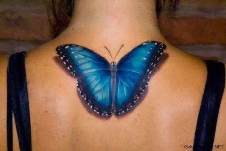 Amazing Latest 3D Tattoos For Women Style 15
