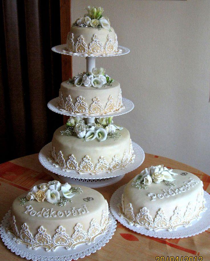 svatební sada-na stojanu