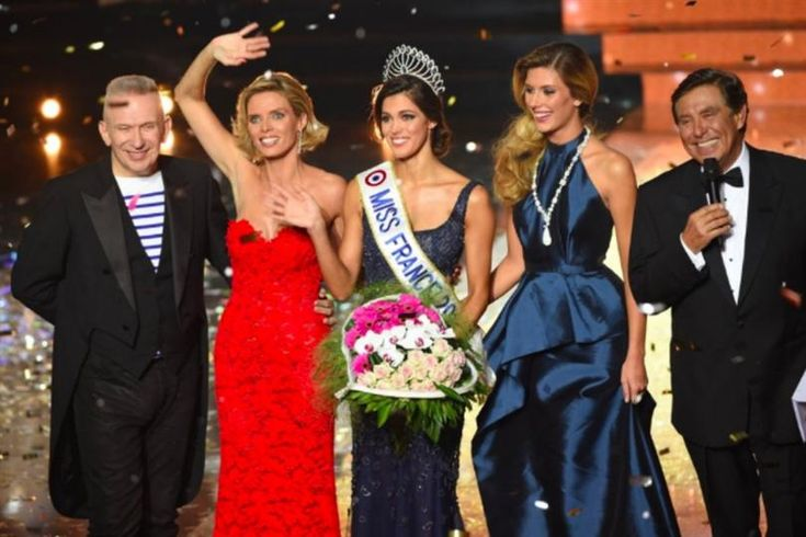 Iris Mittenaere Crowned Miss France 2016