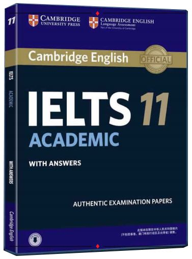 Free Download Cambridge IELTS 11 with Answers and Audio
