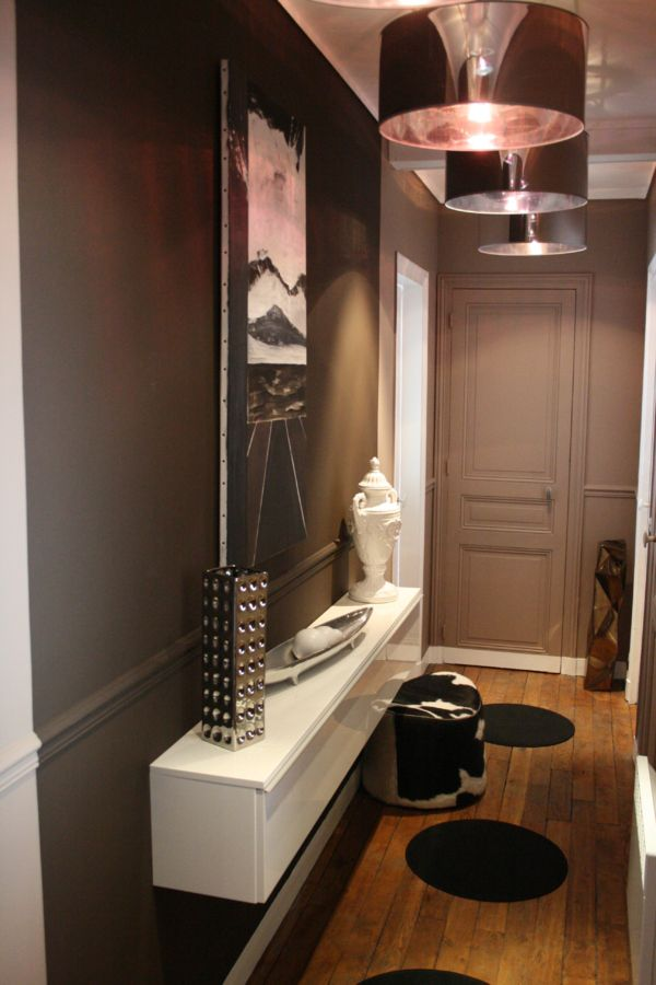 17 meilleures idees a propos de decoration d39appartement With idee deco entree appartement