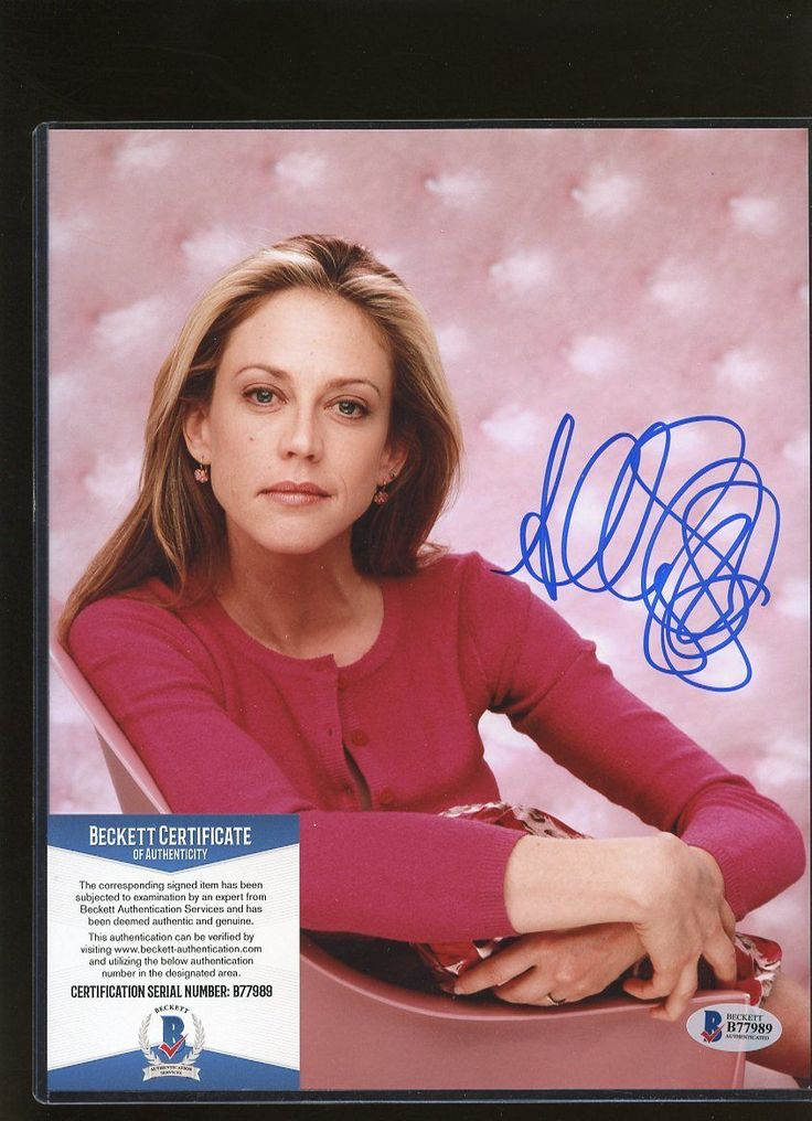 Celebrity Autographs: B77989 Ally Walker Signed 8X10 Photo Auto Beckett Bas Coa -> BUY IT NOW ONLY: $29.99 on eBay!