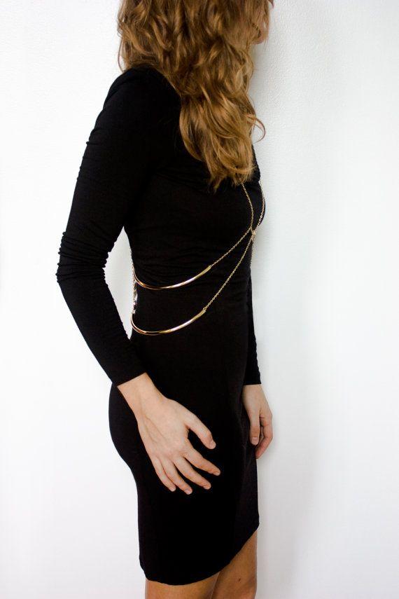 99 best Body Jewelry Body Harness images on Pinterest Body