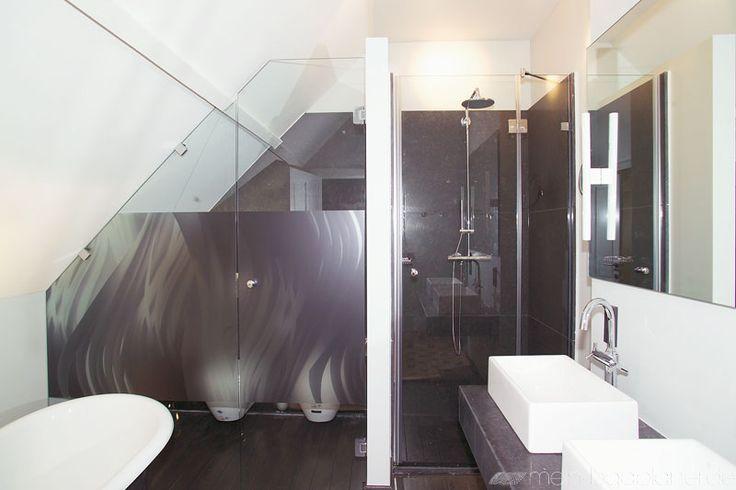 66 besten dachwohnung bilder auf pinterest dachgeschosse. Black Bedroom Furniture Sets. Home Design Ideas