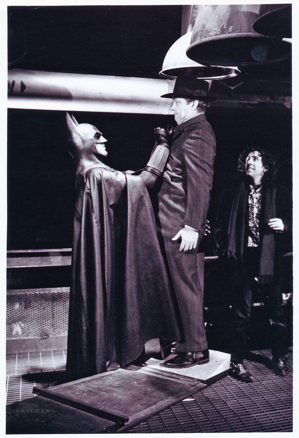 Batman (1989) behind the scenes