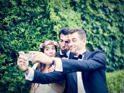 Wie man eine Hochzeit mit Instagram organisiert: Kreativer Fotospaß für Brautpaare und Hochzeitsgäste!