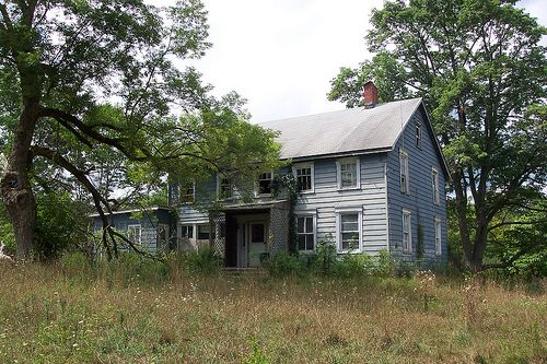 Abandoned Farmhouse | On Mt. Hope Rd. Near Middletown, NY | Richard | Flickr