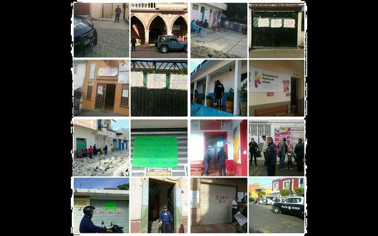 Los manifestantes exigieron pagos atrasados, garantizar las quincenas que restan de fin de año y derogar la reforma educativa – Morelia, Michoacán, 30 de noviembre de 2017.- Según reportes de ...