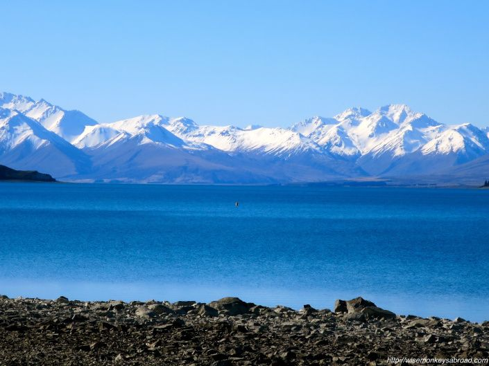 Lake Tekapo in New Zealand is just beautiful. See more of our