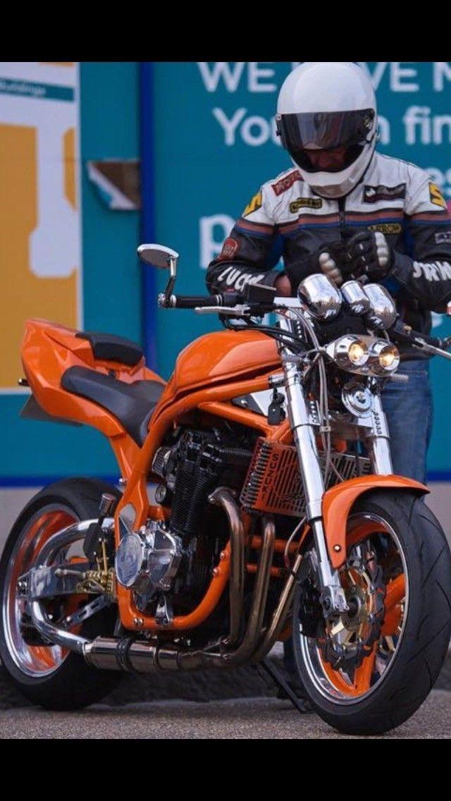 suzuki bandit 1200 streetfighter | eBay | bikes | Suzuki
