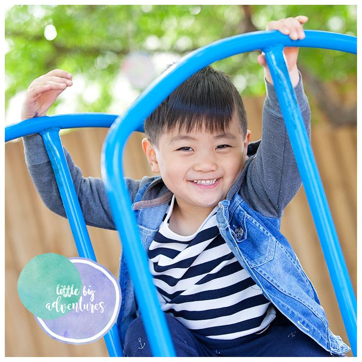 Smiley Happy Kinder Kid!  Melbourne Kinder Photos | Little Big Adventures