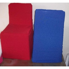 Sunny or Jolly Chair covers -  Mini Matt (Non stretch) Set of 76 for R1,060.00