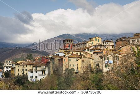 Photo of Loro Ciuffenna village in Tuscany. #LoroCiuffenna #Village #Tuscany #Travel #Apennines #Tourism #Arezzo #Trip #Italy #Europe #Medieval